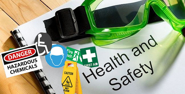 Health & Safety Training businesses for the employess