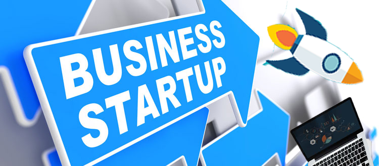 business startup for the companies